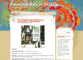 sweepstakesinseattle.com