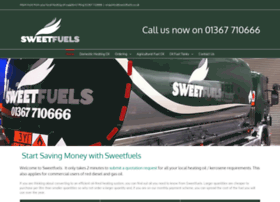 sweet-fuels.co.uk