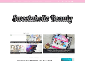 sweetaholic-beauty.com