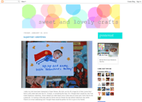 sweetandlovelycrafts.blogspot.com