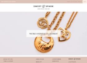 sweetandspark.com