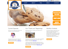 sweetandyscookies.com