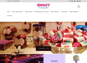 sweetarrangements.co.uk