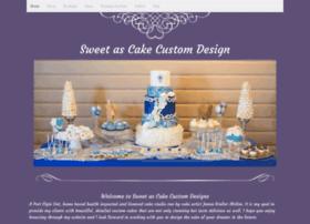 sweetascakecustomdesigns.com