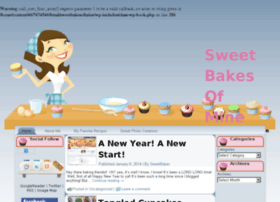 sweetbakesofmine.com
