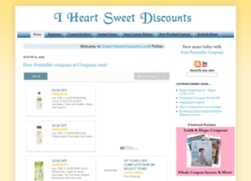 sweetdiscounts.blogspot.com