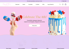 sweetesbakeshop.com