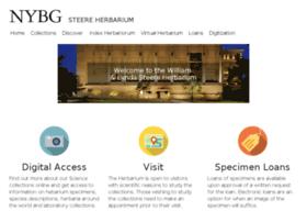 sweetgum.nybg.org