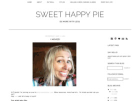 sweethappypie.blogspot.com