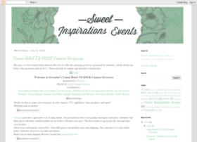 sweetinspirationsevents.blogspot.com