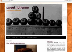 sweetjulienne.blogspot.com