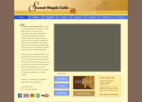 sweetmaplecafe.com