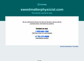 sweetmatterphysicist.com