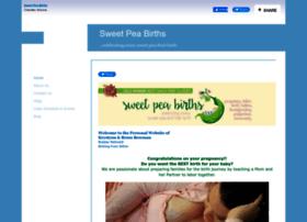 sweetpeabirths.com