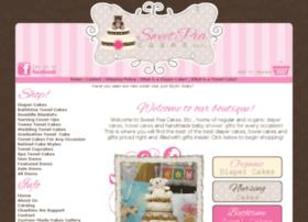 sweetpeacakesetc.com