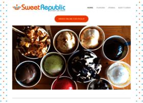 sweetrepublic.com