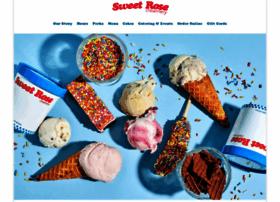 sweetrosecreamery.com