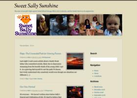 sweetsallysunshine.com