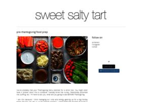 sweetsaltytart.com