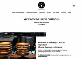 sweetsimones.com
