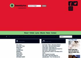 sweetslyrics.com