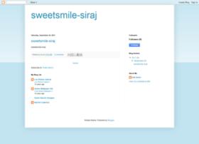 sweetsmile-siraj.blogspot.com