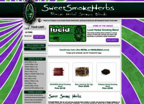 sweetsmokeherbs.com
