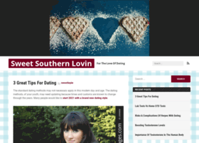 sweetsouthernlovin.com