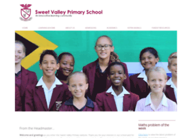 sweetvalleyprimary.co.za