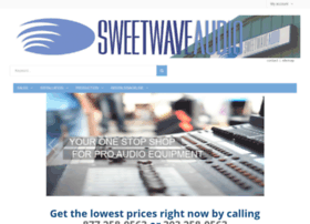 sweetwaveaudio.com