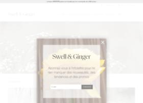 swellandginger.com