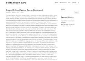 swiftairportcars.co.uk