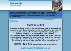 swiftasabird.com
