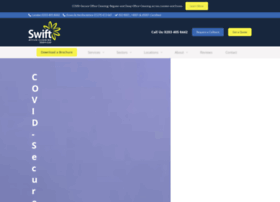 swiftcleaning.co.uk