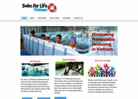 swimforlifevietnam.org