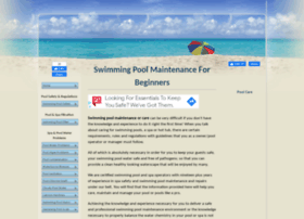 swimming-pool-care.com