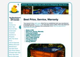 swimspamanufacturers.com