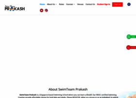 swimteamprakash.com