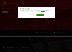 swindontownfc.co.uk