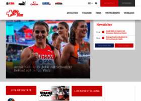 swiss-athletics.ch