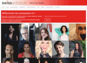 swissactors.ch