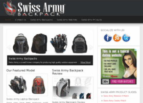 swissarmybackpacker.com