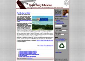 swissarmylibrarian.net