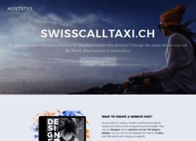 swisscalltaxi.ch