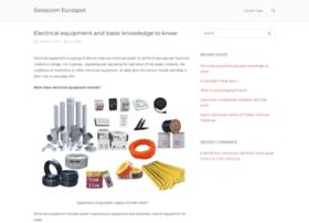 swisscom-eurospot.com