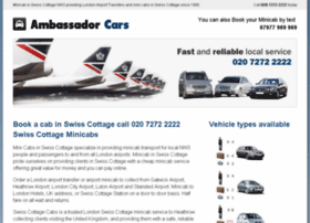swisscottageminicabs.co.uk
