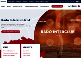 swisstennis.ch