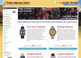 swisswatchesdirect.co.uk