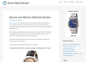 swisswatchreview.com
