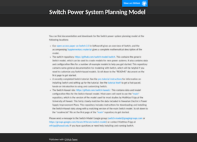 switch-model.org
